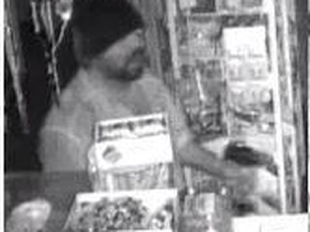 Police: Man wanted after stealing money, tablet from local business