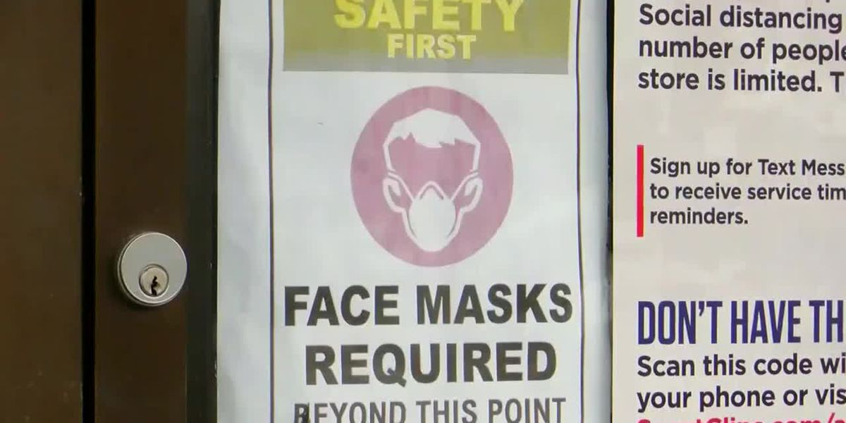 North Myrtle Beach mayor provides feedback on first day of face mask enforcement