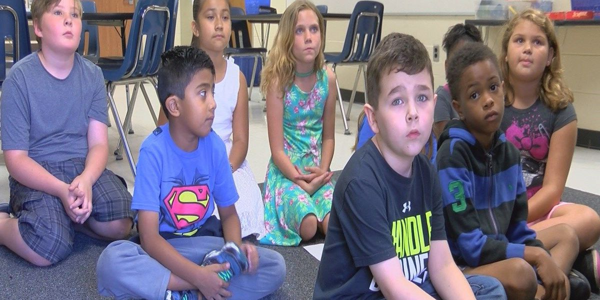 Socastee Elementary students raise donations for Horry County foster care kids