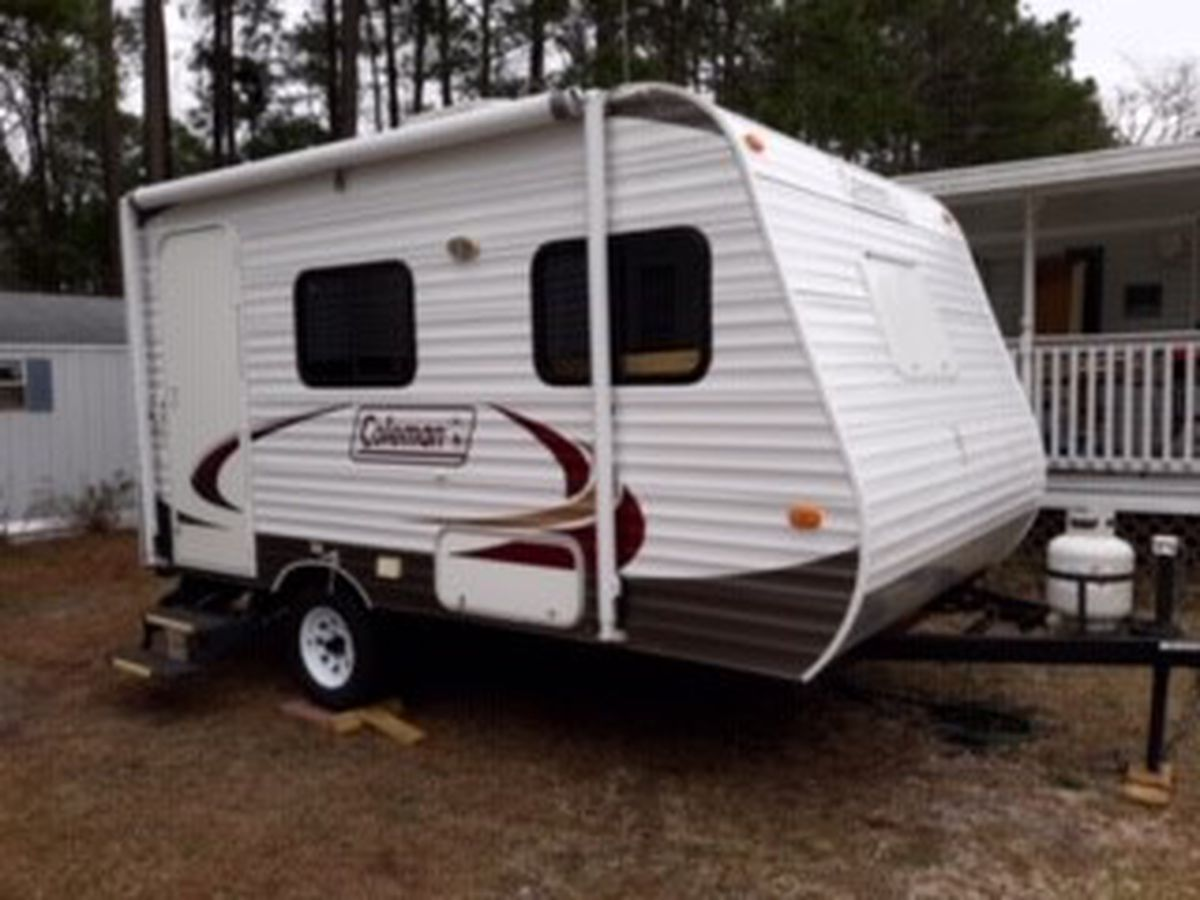 Deputies investigating theft of camper in Murrells Inlet