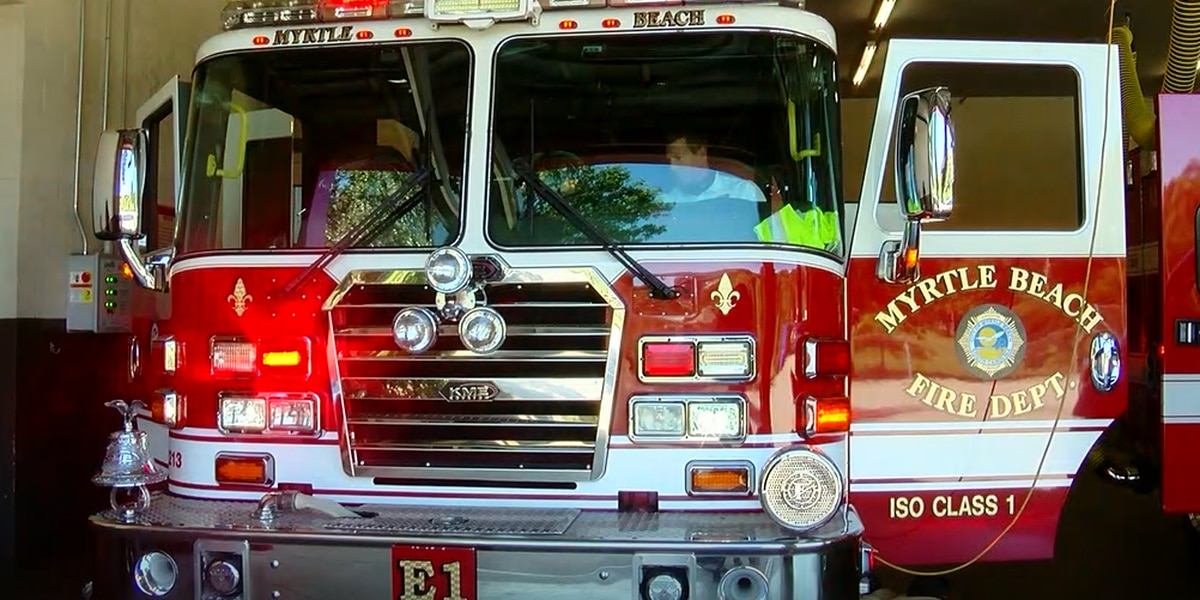 Myrtle Beach Fire adjusting after COVID-19 budget cuts force early retirement for some members
