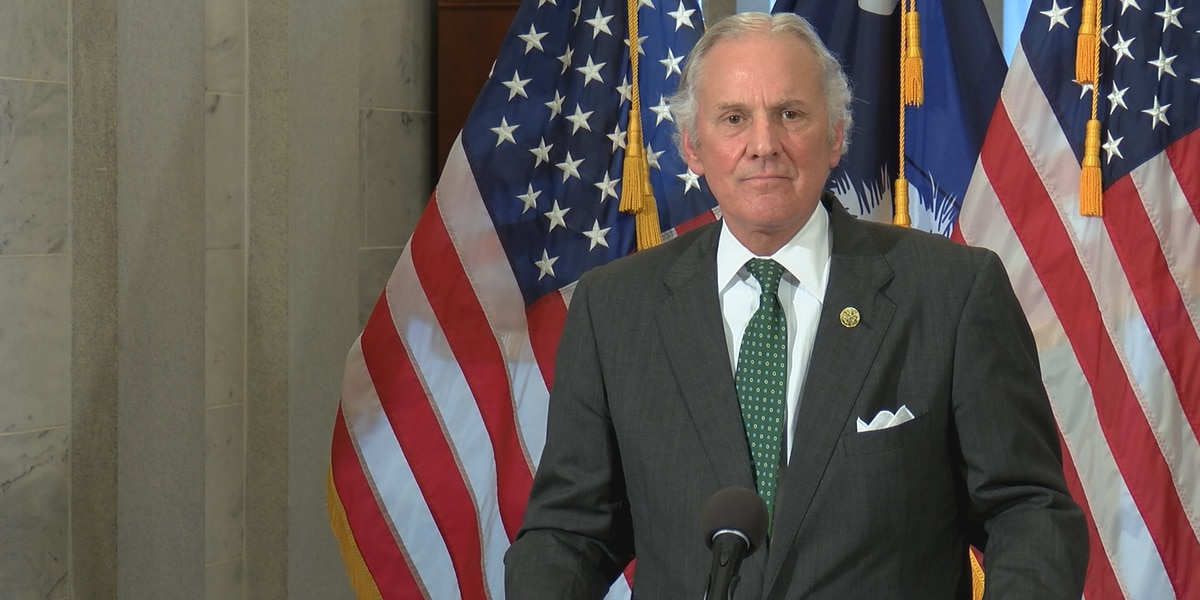 McMaster discusses education, goals in State of the State address