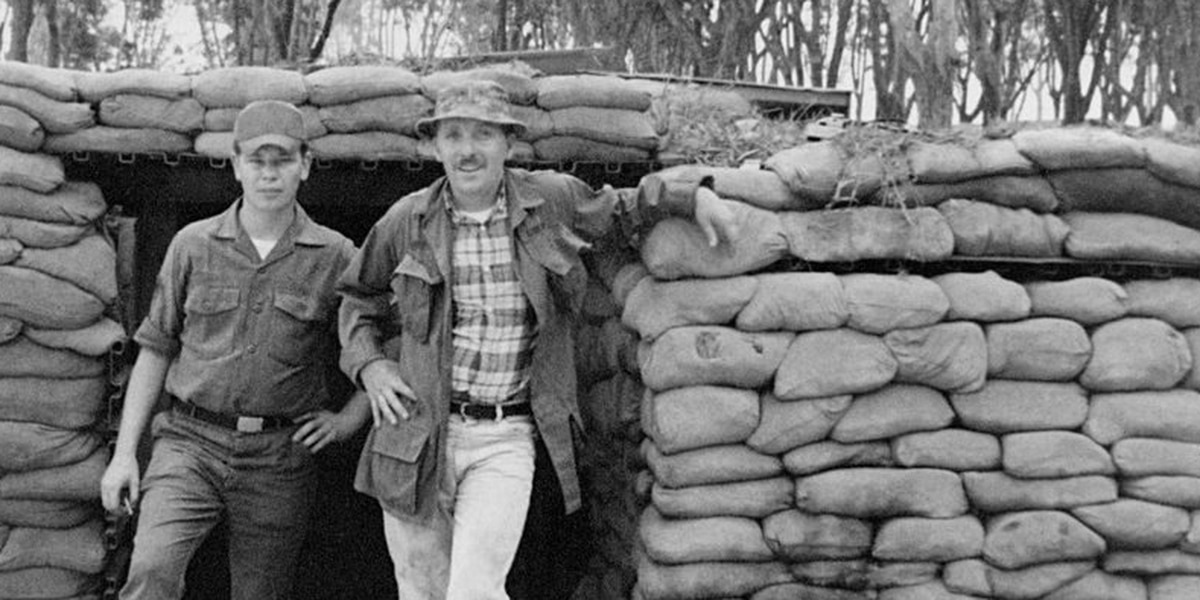 New book, soon-to-be movie features Murrells Inlet veteran's favorite 'beer run' story