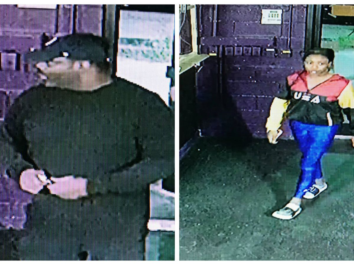 Duo wanted in armed robbery at Robeson County arcade