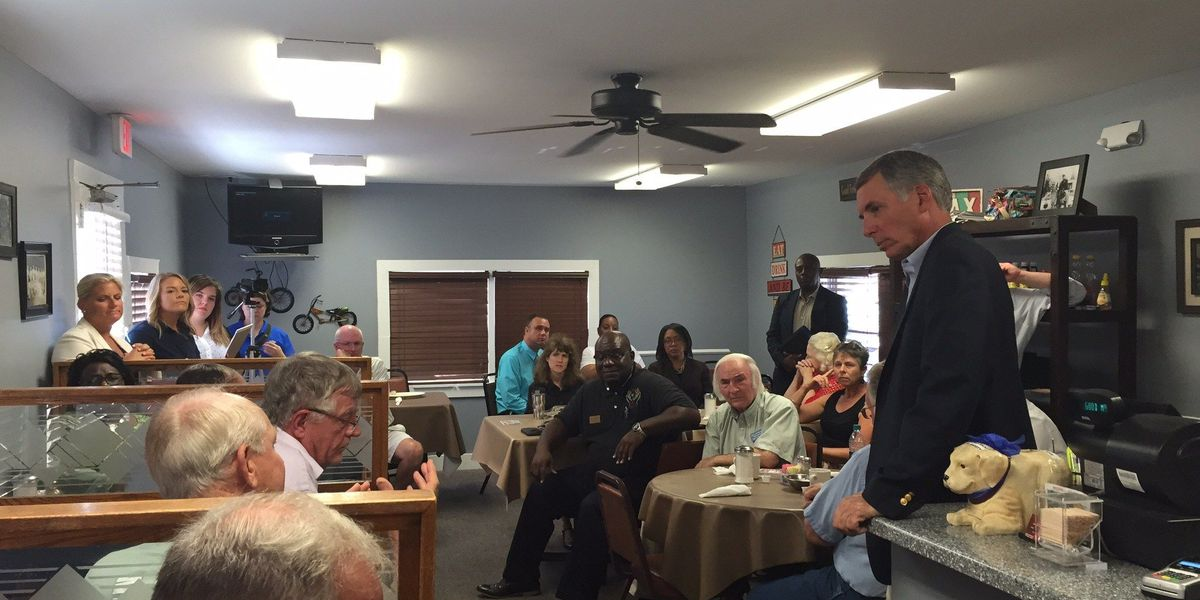 Rep. Rice hosting several local 'Coffee with Your Congressman' events this week