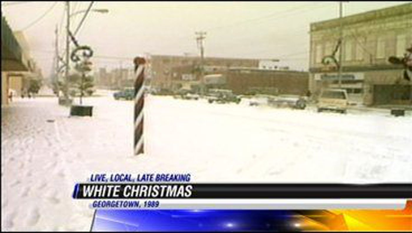 Remembering the 1989 snow storm