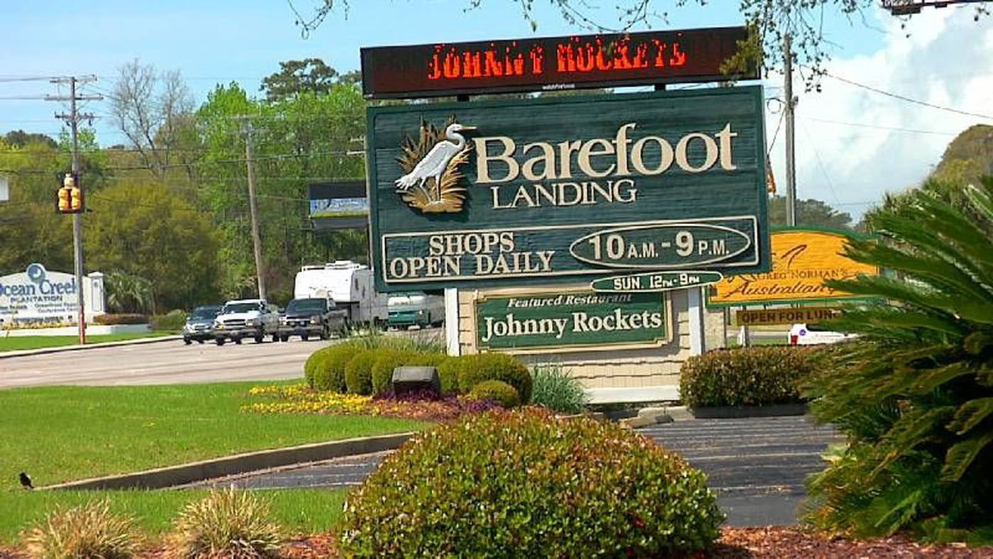 North Myrtle Beach Sc Wmbf This Summer Season Will Welcome 10 New S To Barefoot Landing Some Which Have Already Opened