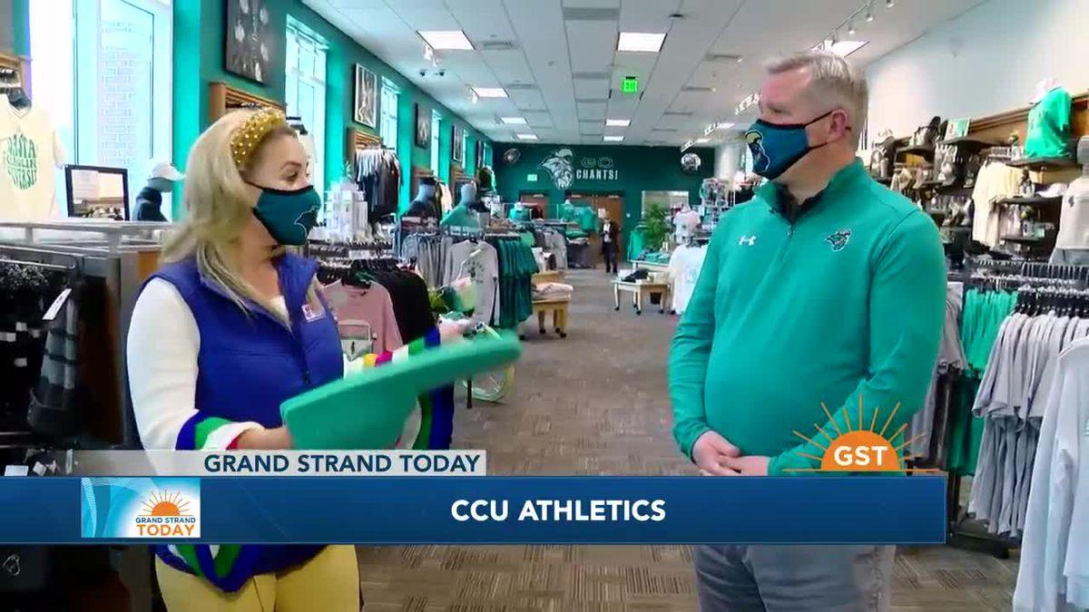 Coastal Carolina University Athletics