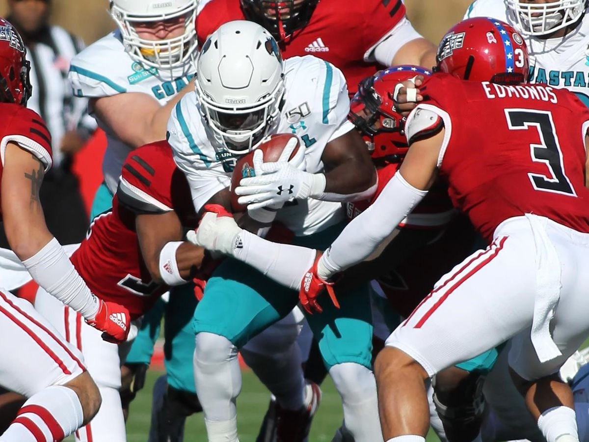 Chants Drop Heartbreaker in One-Point Loss at Arkansas State