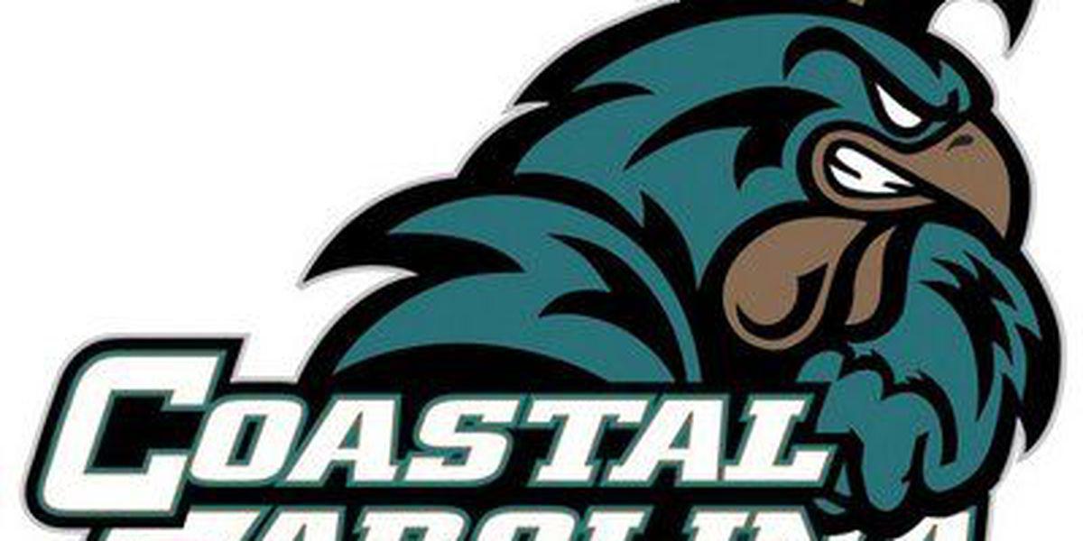 Coastal Carolina University Department of Athletics accepts donations for hurricane victims