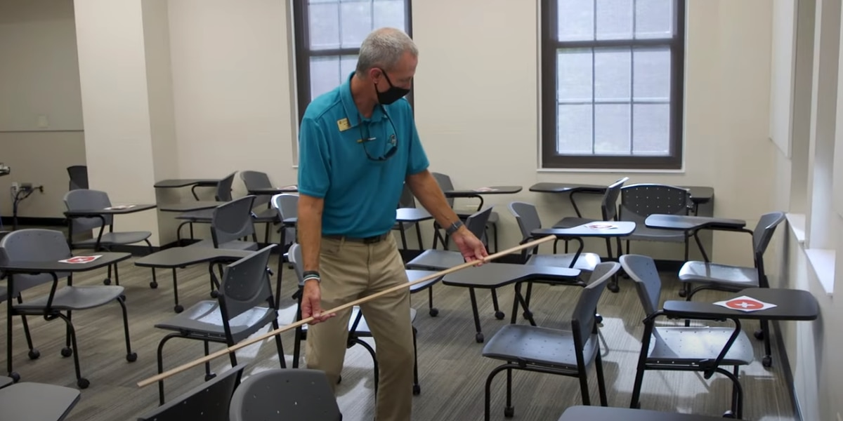 CCU begins video series highlighting new safety measures for fall semester