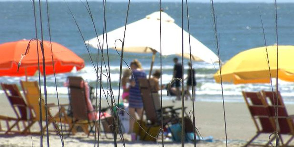 Folly Beach may put restrictions on digging holes in the sand