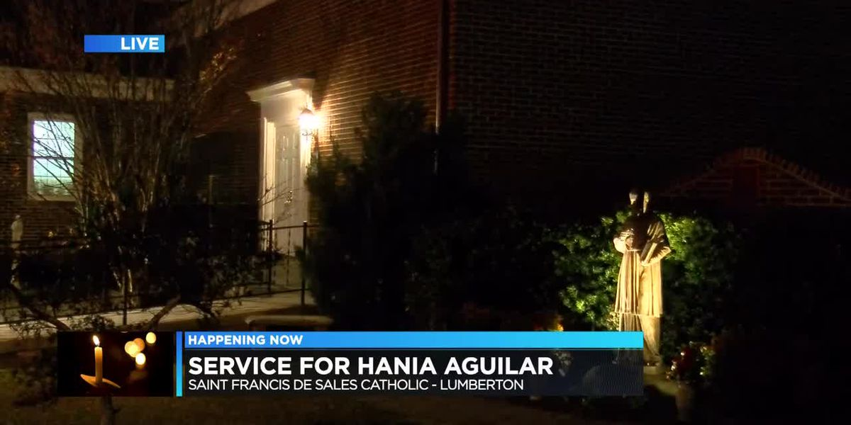 Community begins goodbyes for Hania