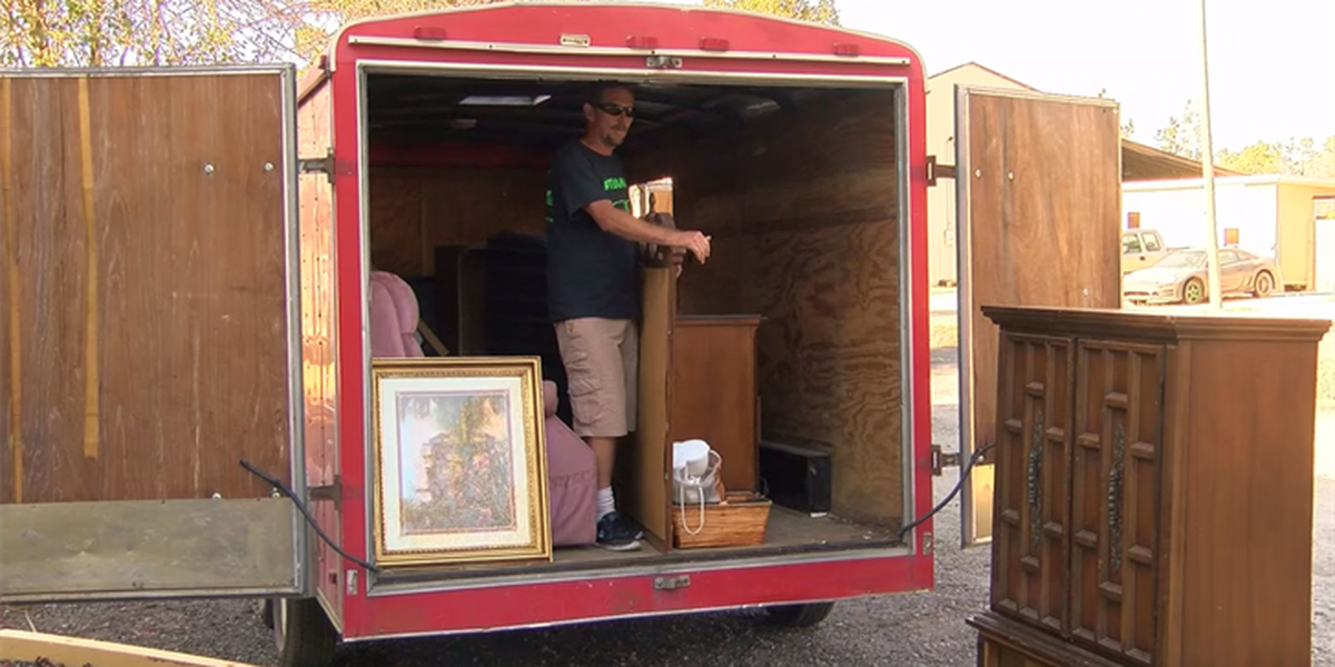 Aynor church collects donations to help storm victims