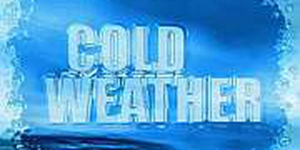 Warming shelters open across the area