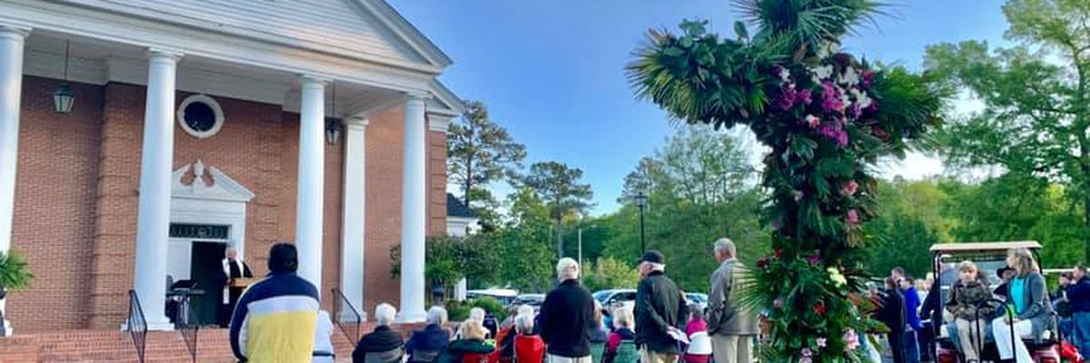 Conway congregation celebrates Easter despite uncertainty caused by Florence flooding