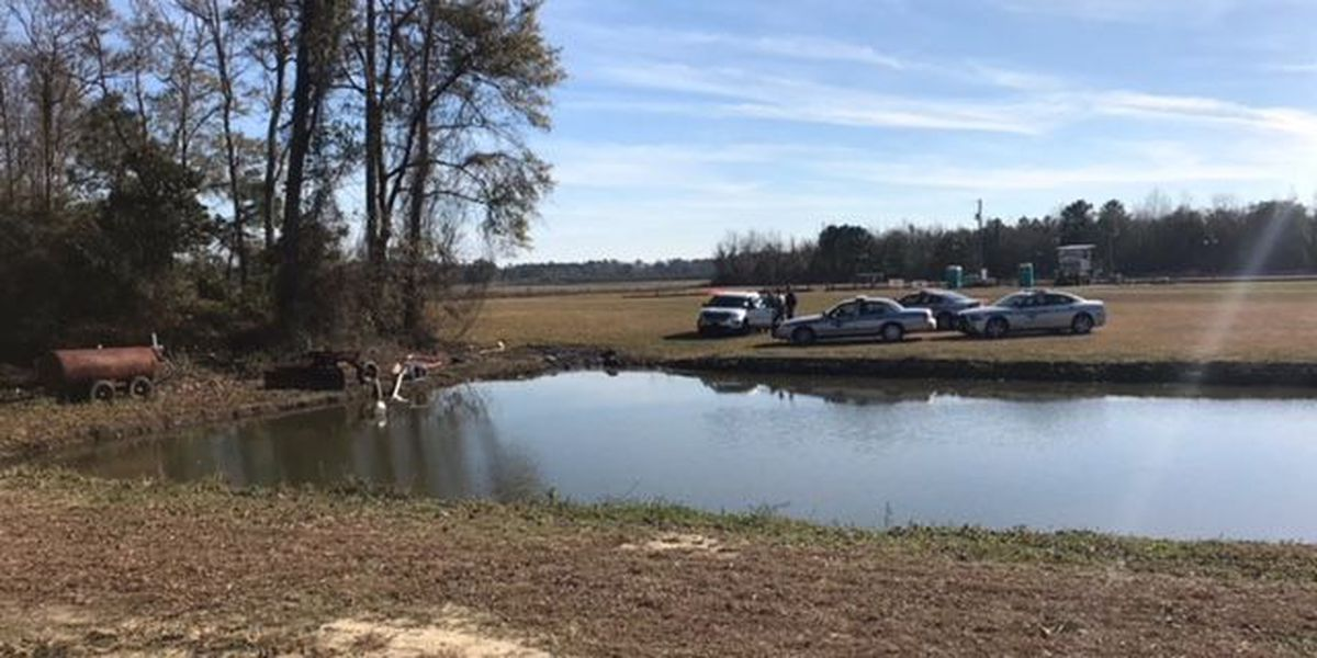 Victims identified after car found in pond in Loris Saturday