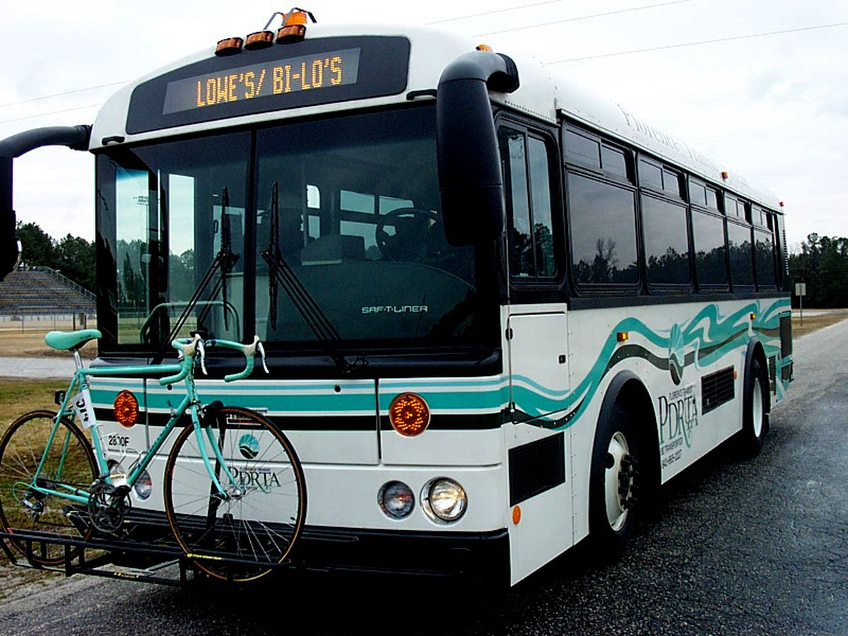 PDRTA now requires face masks on public transit