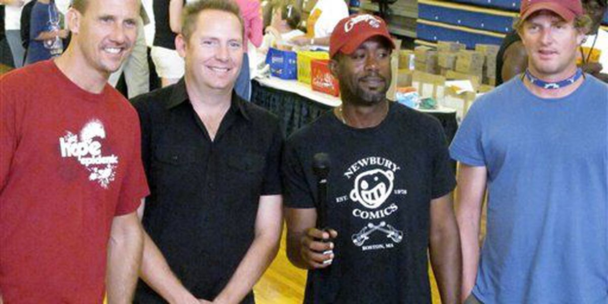 NOT A DRILL: SC's Hootie and the Blowfish getting back together for new album, tour