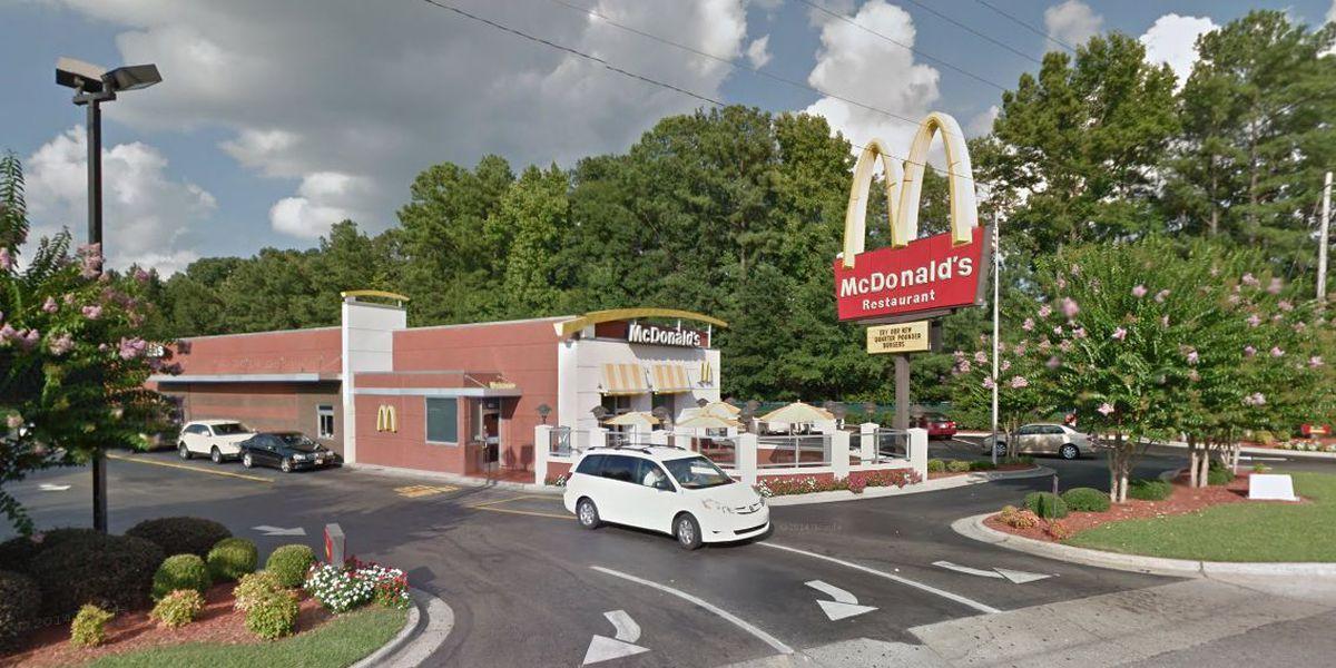 2 McDonald's employees shot in Lumberton Friday night
