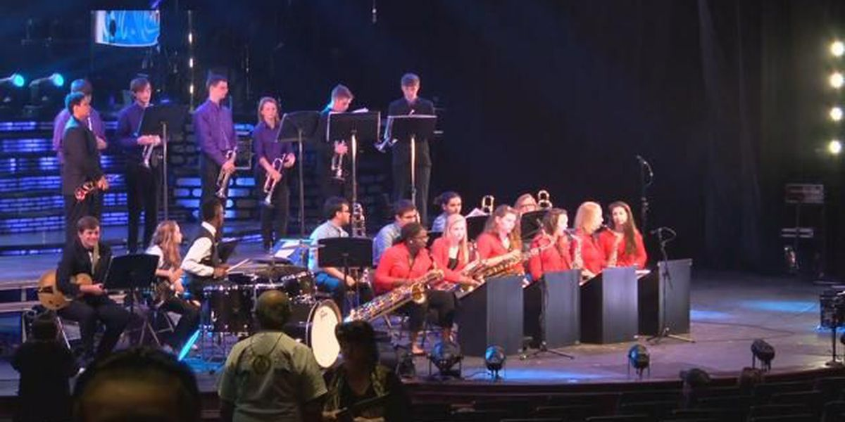 840 Horry County students perform at Carolina Opry