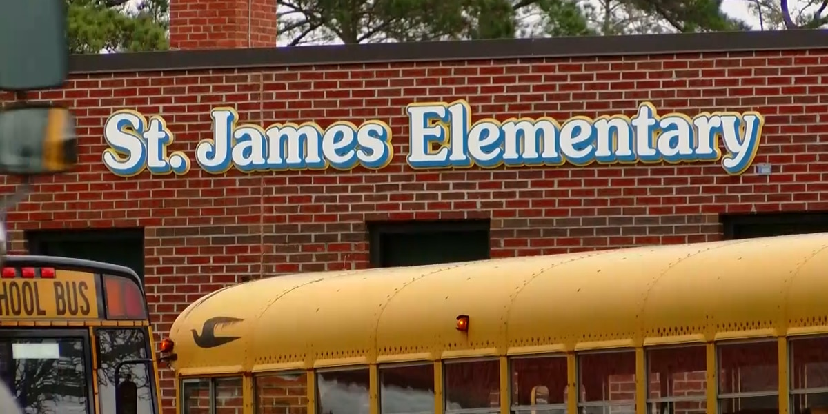 Doctor weighs in on St. James Elementary School air quality test results
