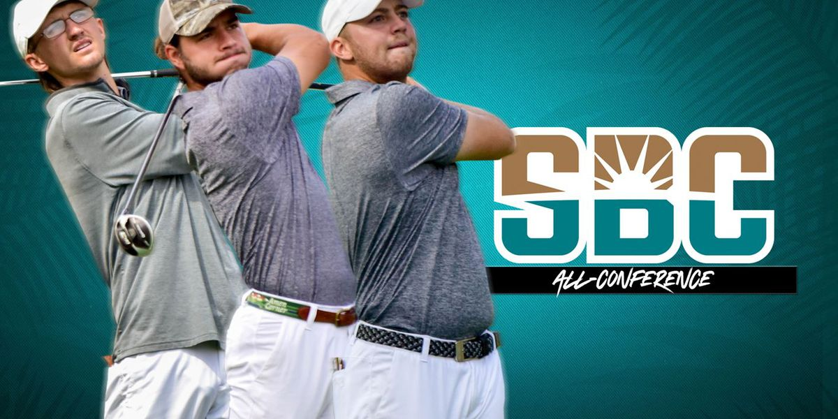 Three Chants earn Sun Belt Men's Golf postseason honors