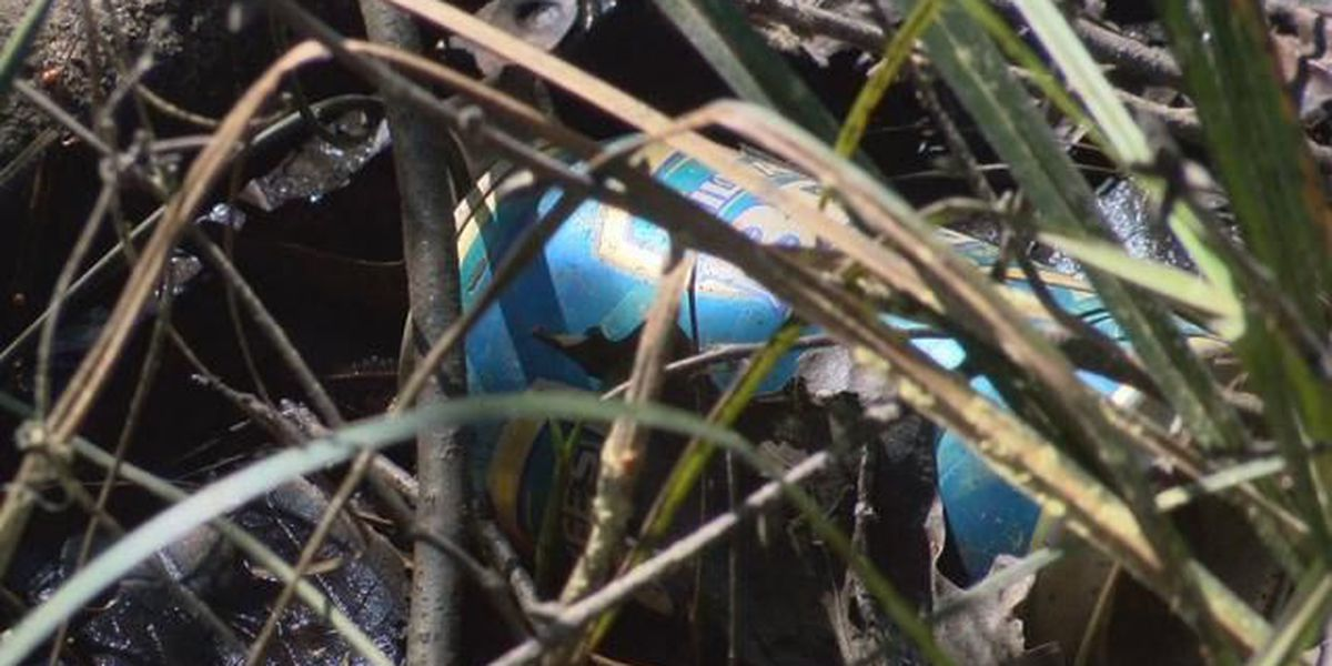 Waccamaw Riverkeeper stepping up clean-up efforts for litter left behind by flooding