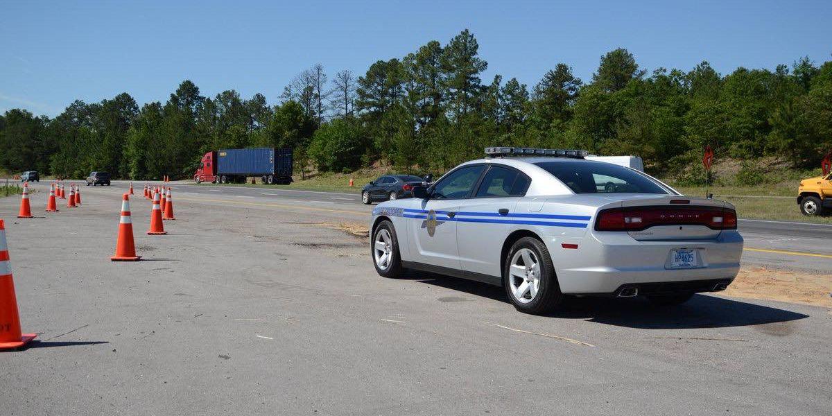 Troopers: Expect law enforcement presence on SC highways Thursday for hurricane lane reversal exercise
