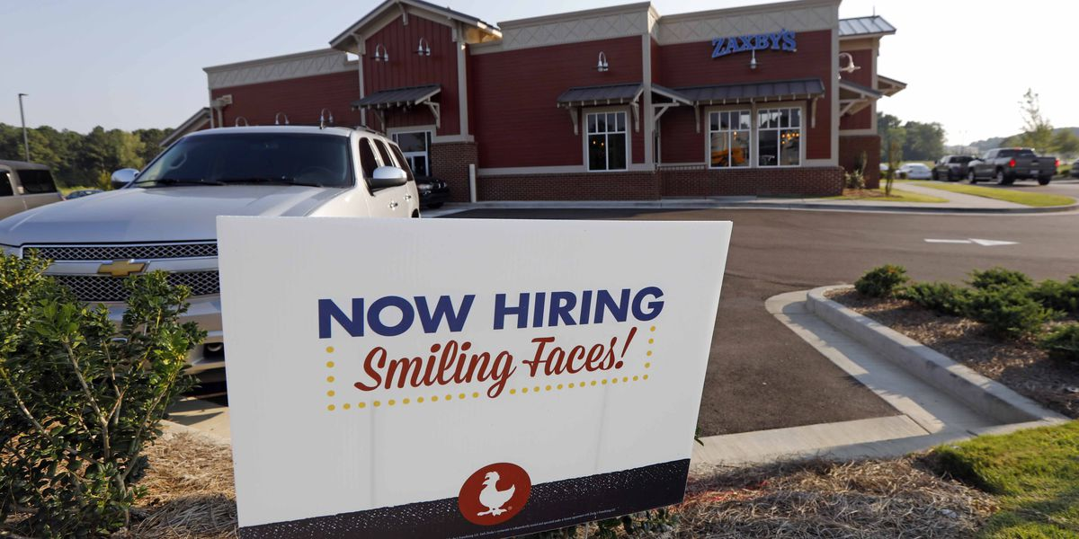 US job openings in October rise to 2nd-highest on record