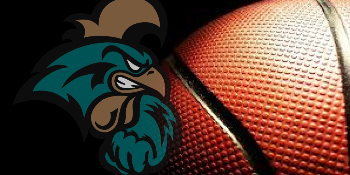 Coastal Carolina women's basketball Sun Belt Conference slate announced