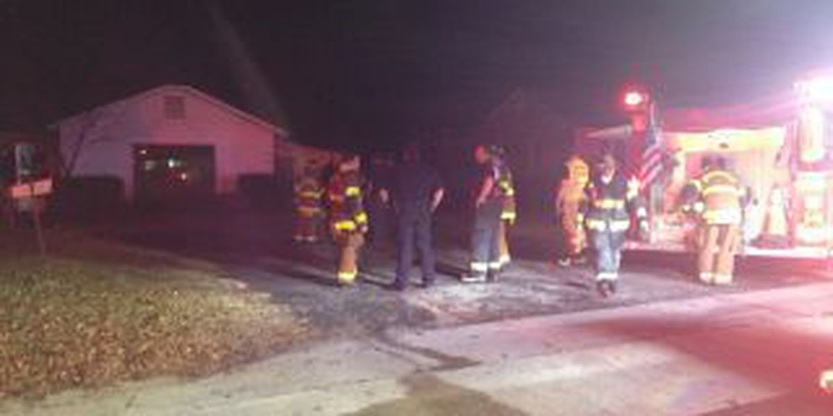 Johnsonville flower shop fire extinguished quickly