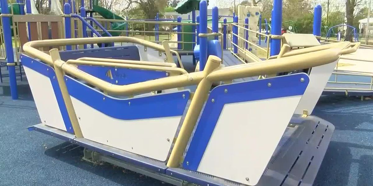 Florence Inclusive Playground