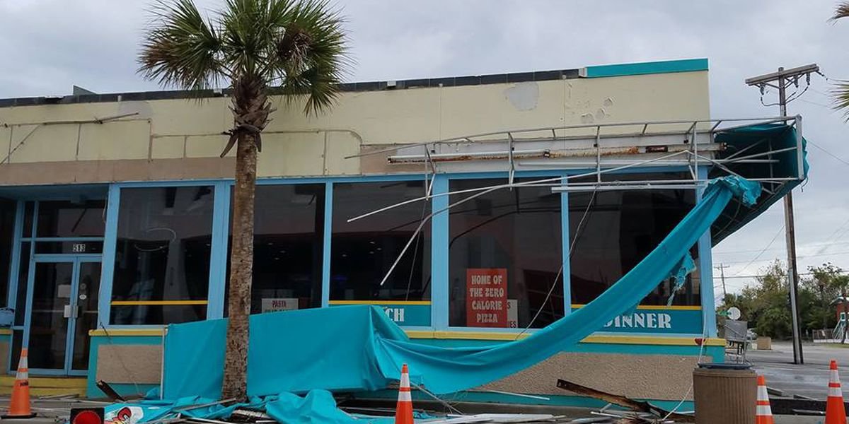 City Of Myrtle Beach To Temporarily Waive Building Permit Fees For Storm Related Damage