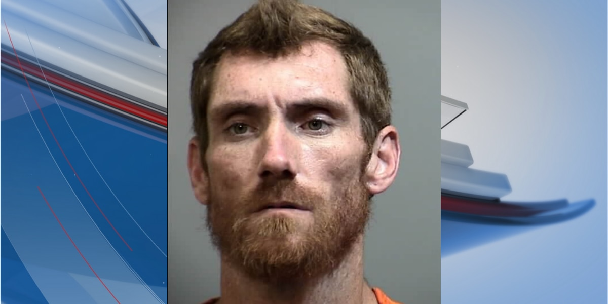 Georgetown County man breaking into home, looting during State of Emergency