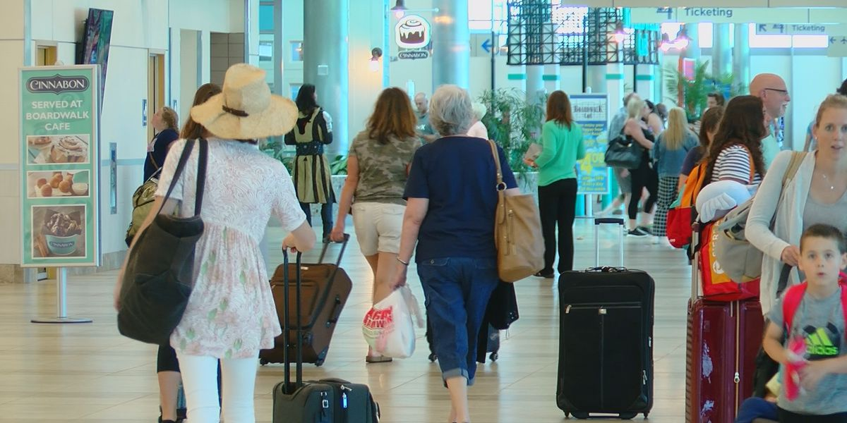 Thousands to travel on road, in air for Fourth of July in South Carolina
