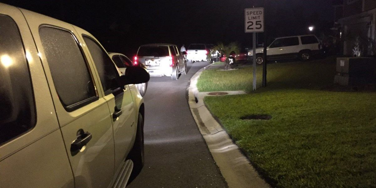 Two people taken to hospital after shooting in Carolina Forest