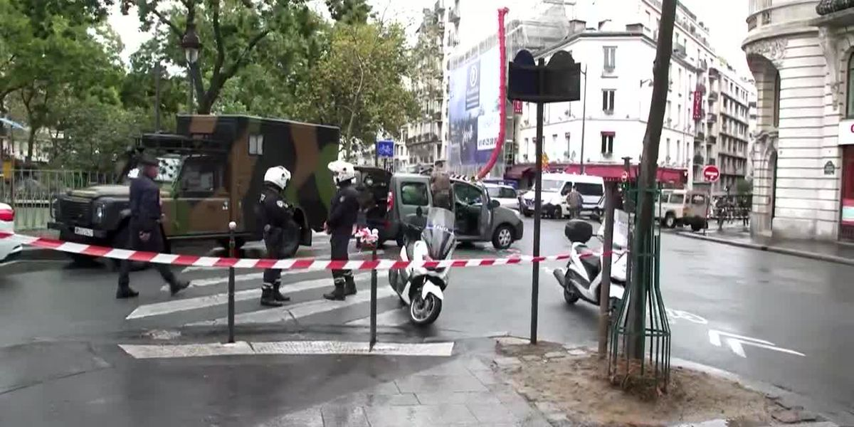 Paris knife attack renews terror concerns