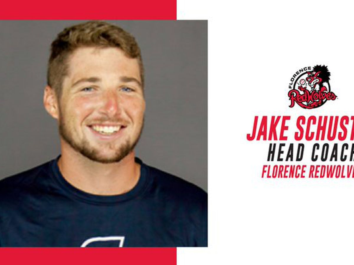 Florence RedWolves name Jake Schuster head coach