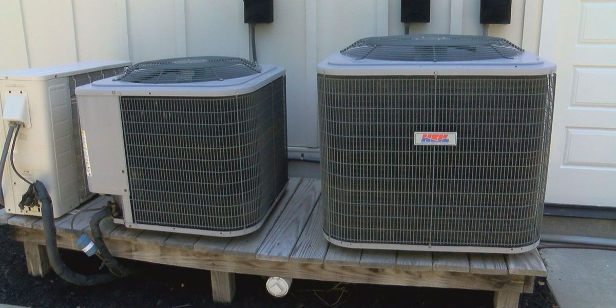 Air conditioning service calls increase with rising temperatures