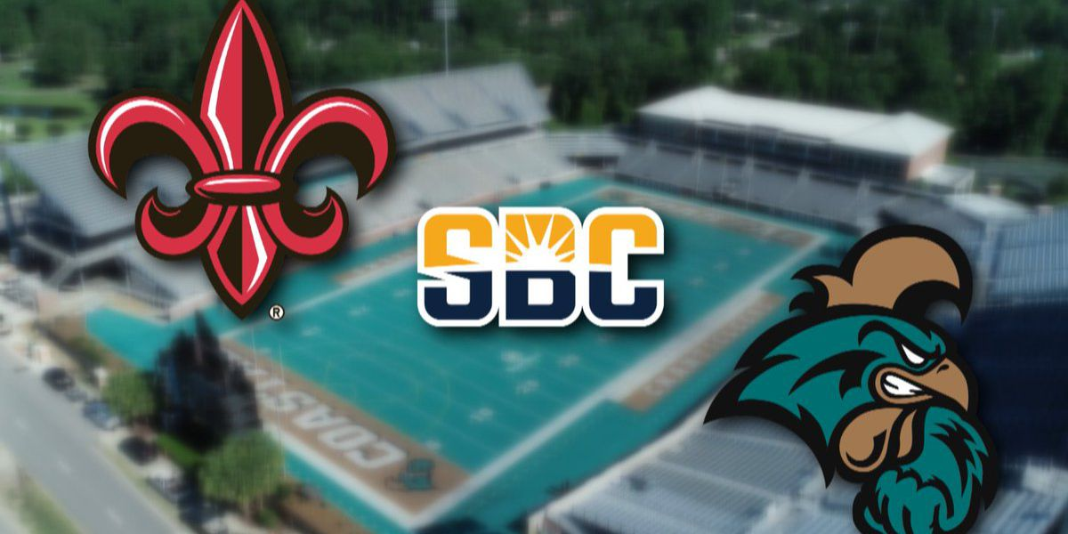 Sun Belt cancels championship game after Coastal Carolina COVID-19 positive test