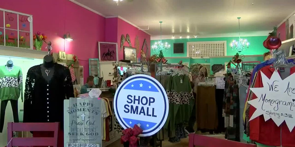 Conway businesses see boost from Small Business Saturday