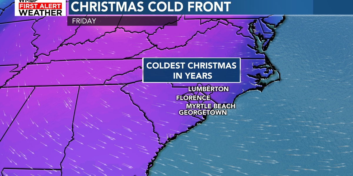 FIRST ALERT: Christmas 2020 will be the coldest in years