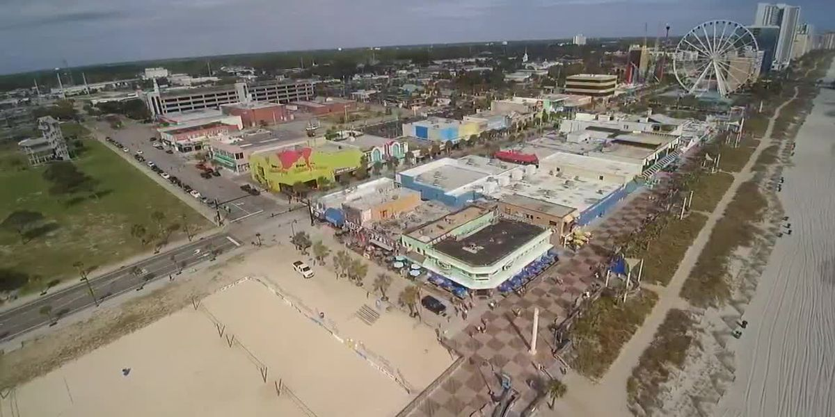 Myrtle Beach to host its first NCAA national championship event in 2024