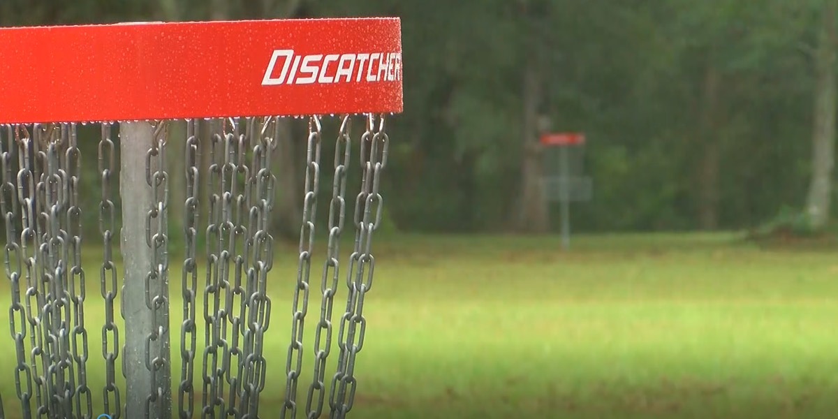 Grand opening set for December on new Splinter City Disc Golf Course