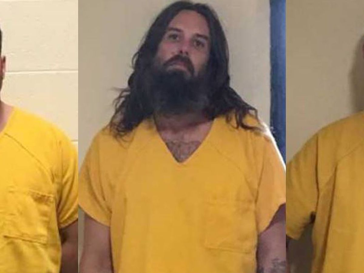 3 inmates from Berkeley Co. jail recaptured following escape