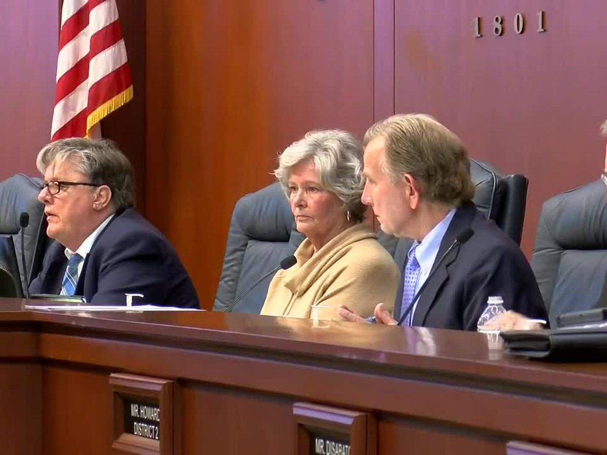 Horry County leaders to talk funding requests, county budget during busy week