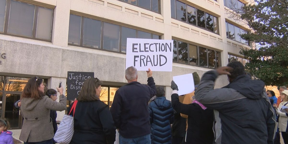NCSBE sets hearing for election fraud investigation