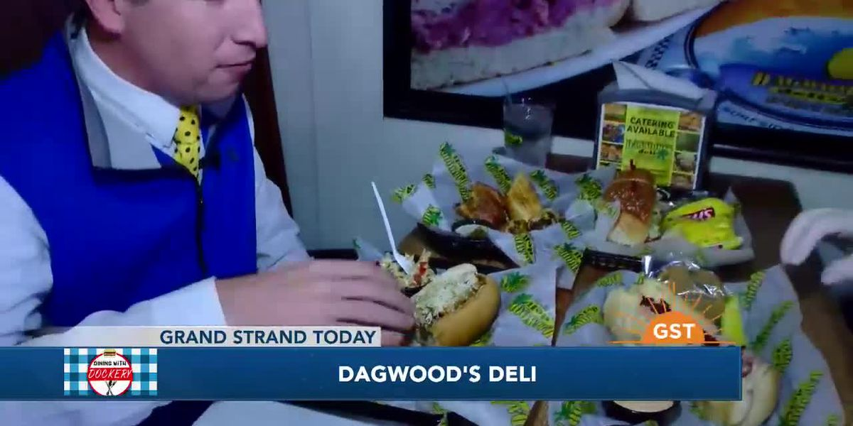 Dining With Dockery: Dagwood's Deli & Sports Bar