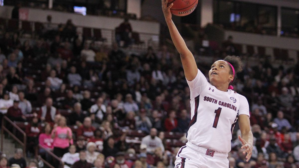 Gamecocks closing in on SEC title